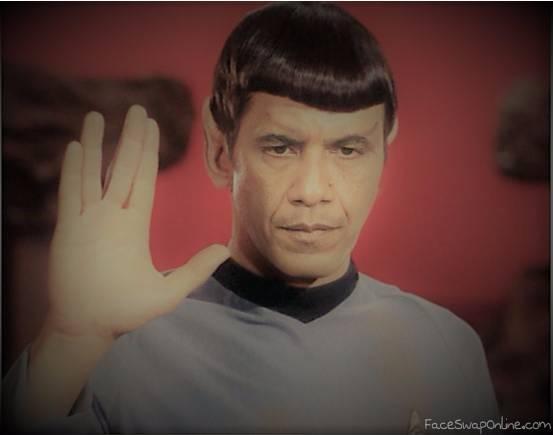 Spock Obama