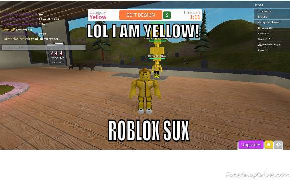 This Is A Image So You Can A Warning Or To Get Banned In ROBLOX