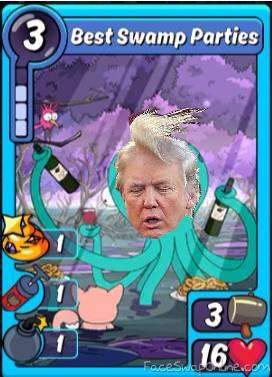 Trump Swamp Parties