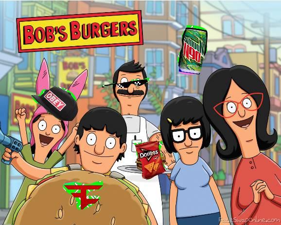 bob's burgers mlg