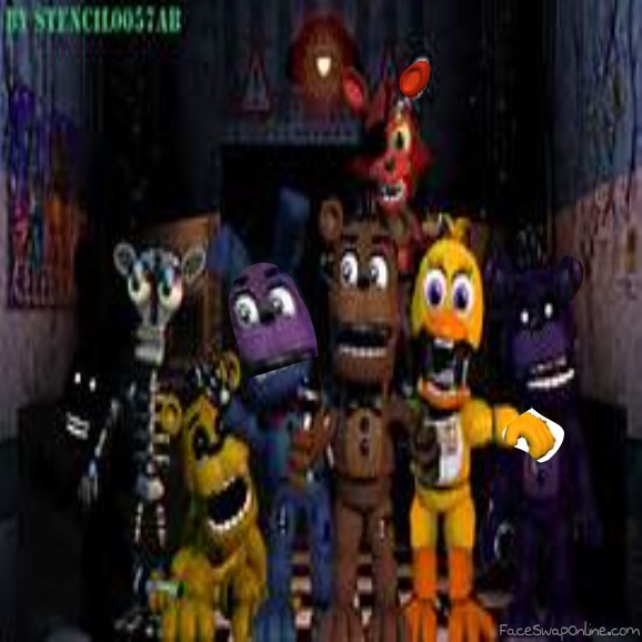 fixed adventure withered animatronics