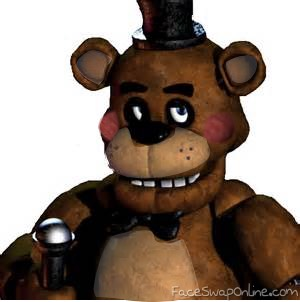 original toy freddy v2