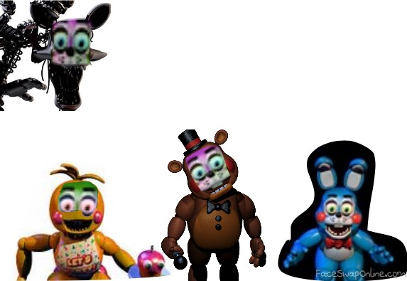 the toy bonnie band