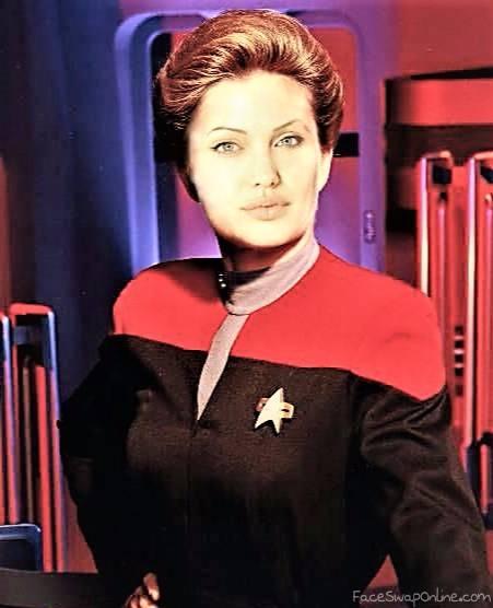 Captain Angelina Janeway