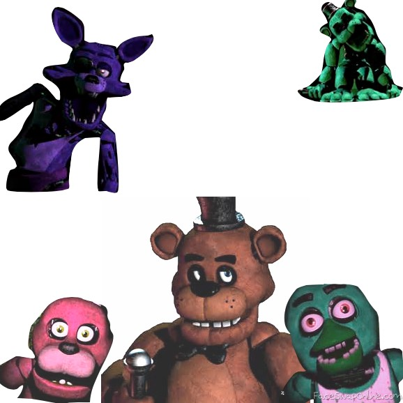 Five Nights At Mcqueens