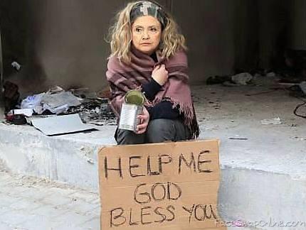 Homeless Hillary