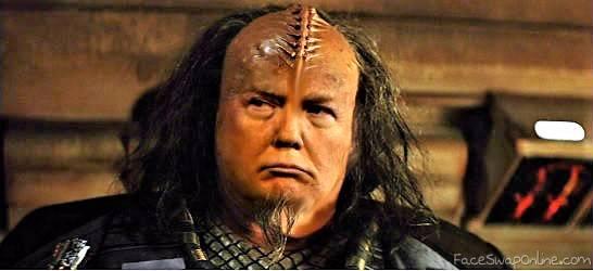 Klingon Trump