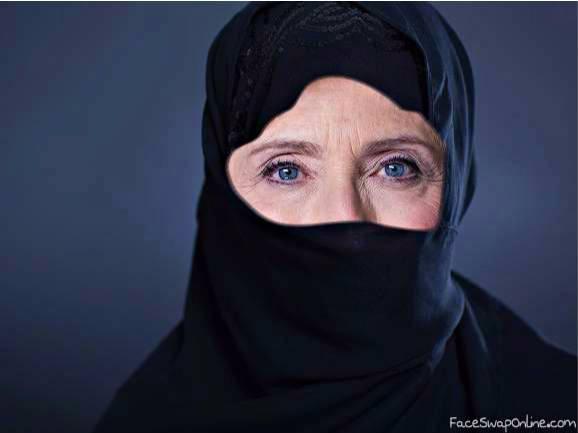 Muslim Hillary