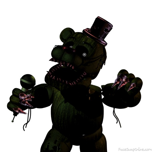 Nightmare Phantom Freddy