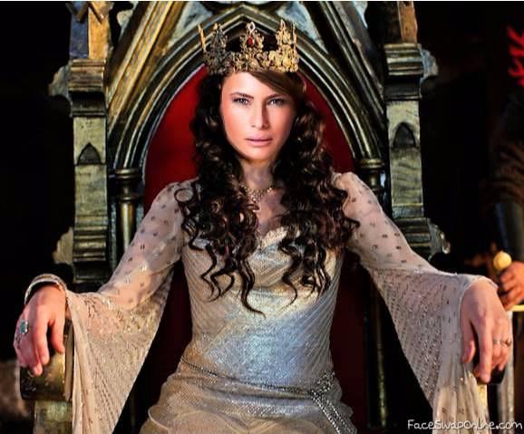 Queen Melania