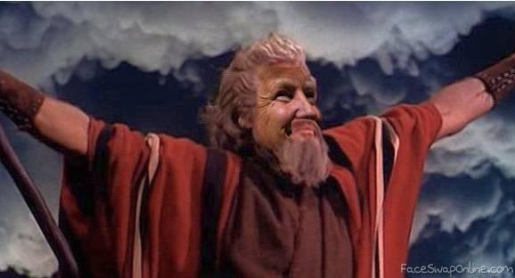 Trump Moses