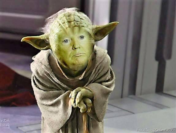 Yoda Trump
