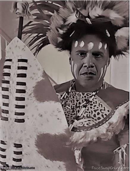Zulu Obama