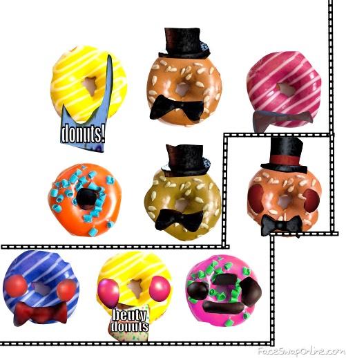 freddy fazfrostings donuts