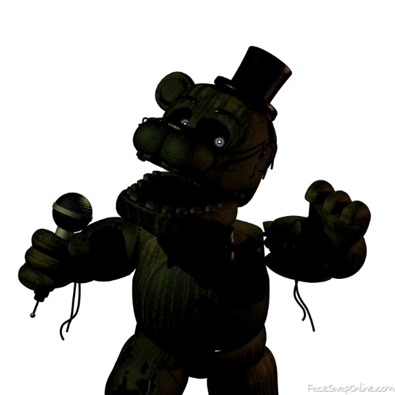 phantom golden freddy