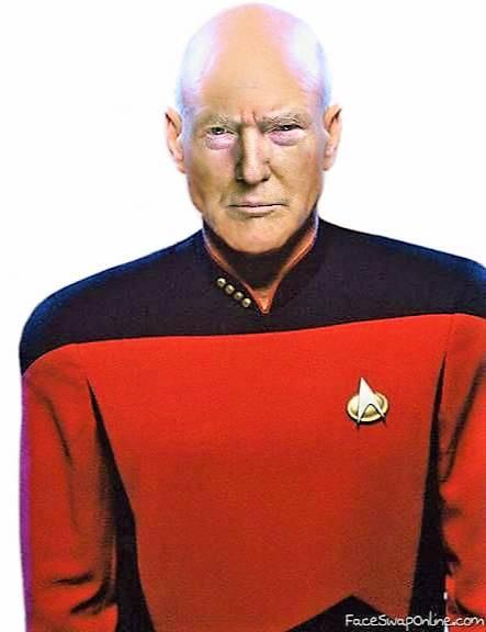 Captain Donald J. Picard