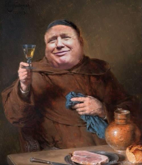 Friar Trump