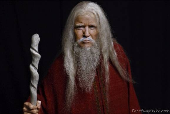 Great Wizard Trump