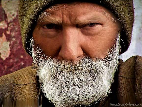 Homeless Trump