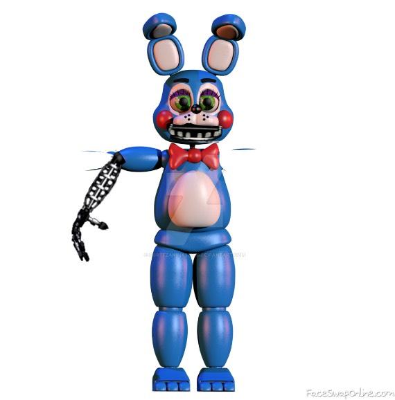 Ignited Toy Bonnie