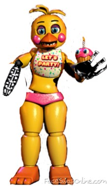 Ignited Toy Chica