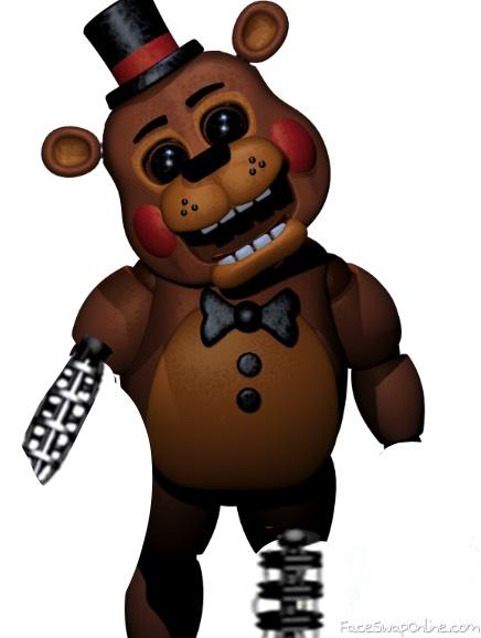 Ignited Toy Freddy V2