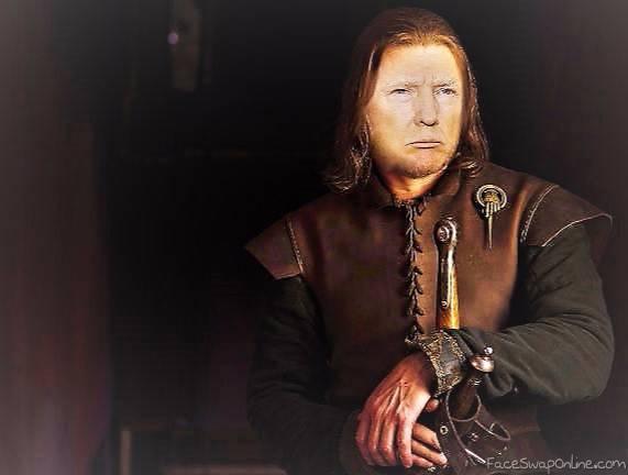 Medieval Trump