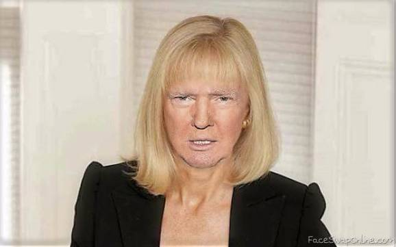 Trump female version