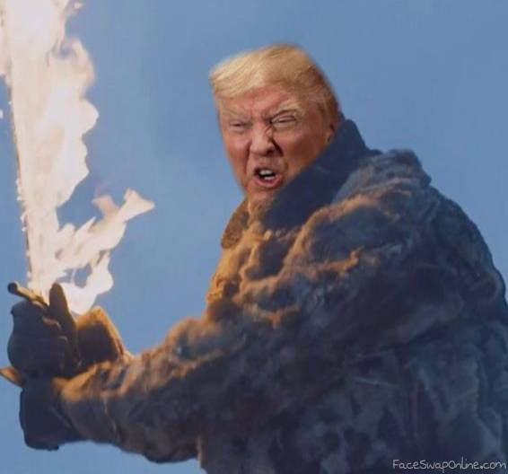 Trump of Light