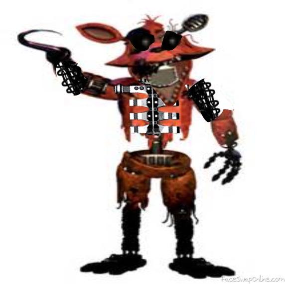 Ignited Foxy | Joke Battles Wikia | FANDOM powered by Wikia |Ignited Foxy Full Body
