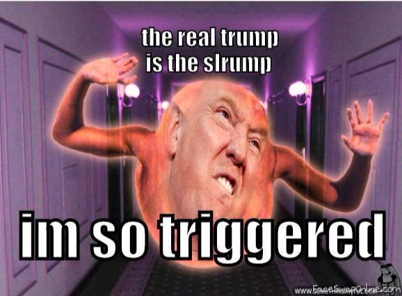 slrump (slimer+ trump)