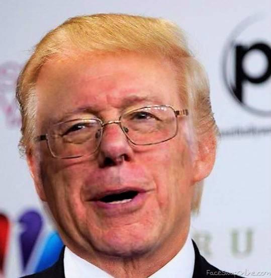 Bernie Trump