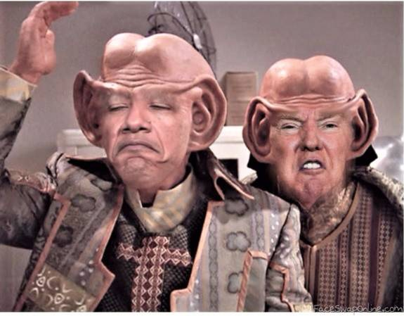 Ferengi Presidents