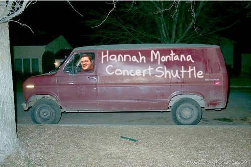 Hannah Creep Van