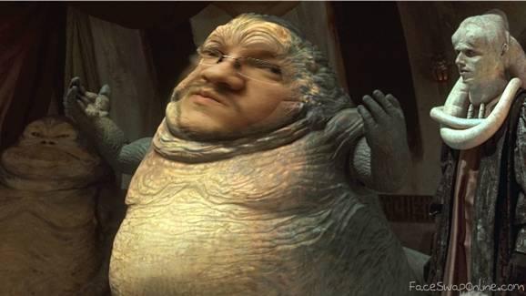 Jabba the Martin