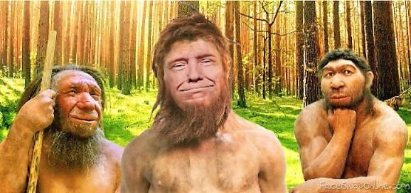 Neanderthal President