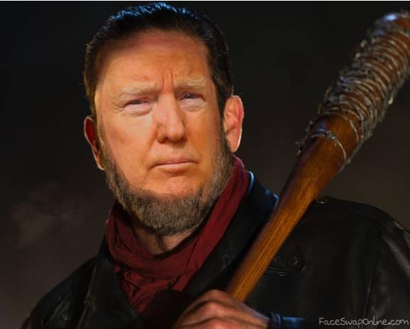 Negan Trump