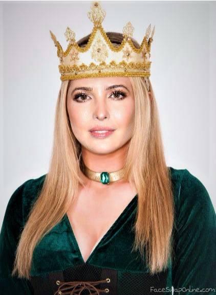 Queen Ivanka