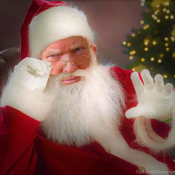 Santa Trump