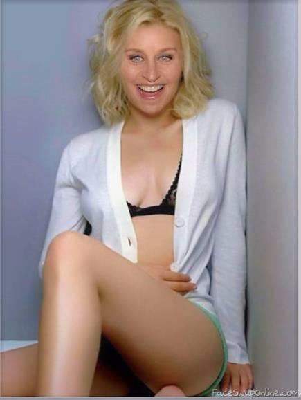 Sexy Ellen Degeneres