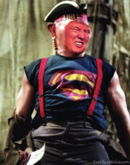 Sloth Trump