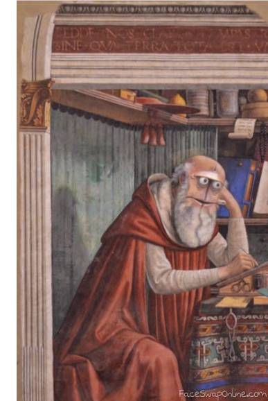 St. Bernd das Brot