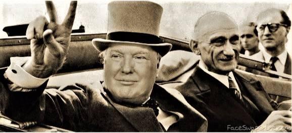 Time Traveler Trump