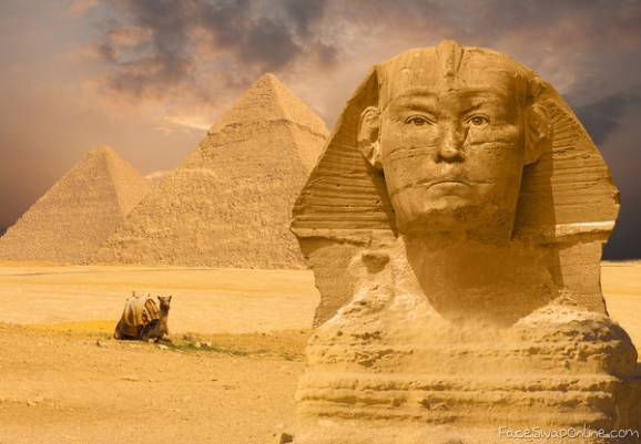 Trump Sphinx
