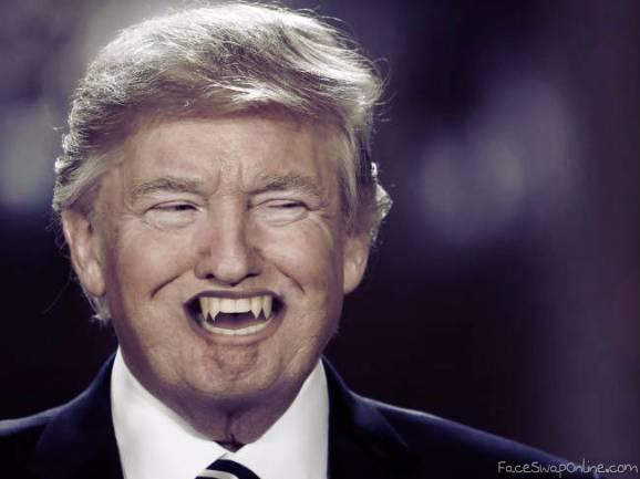 Vampire Trump