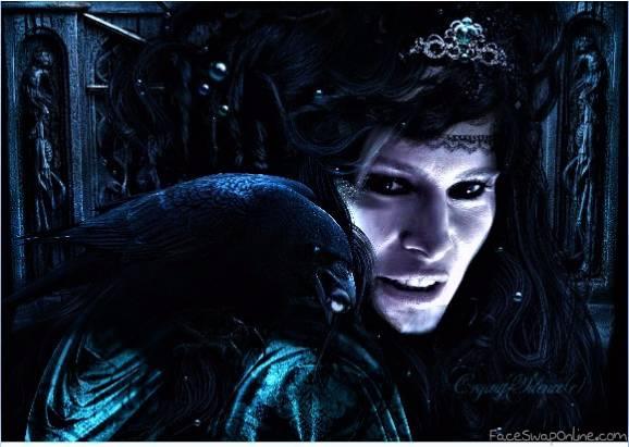 Witch Melania