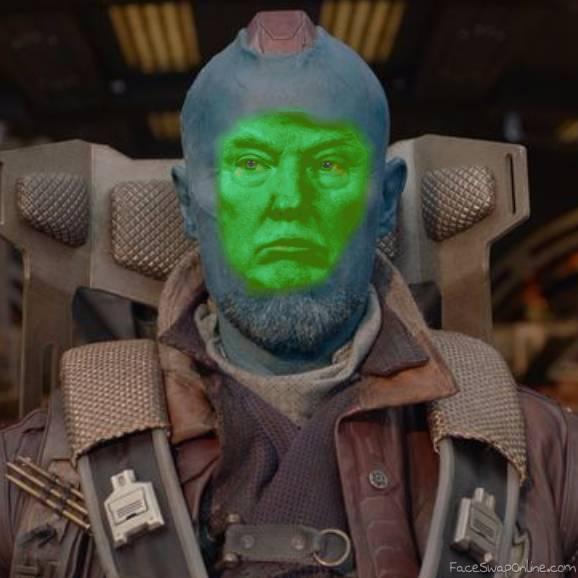 Yondu Trump
