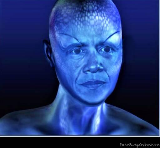 Alien Obama