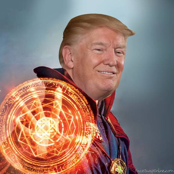 Donald Strange