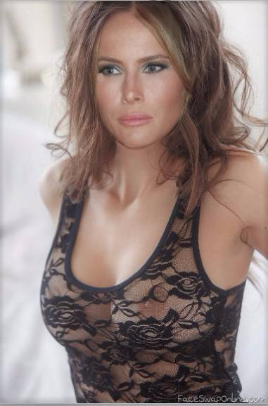 Gorgeous Melania
